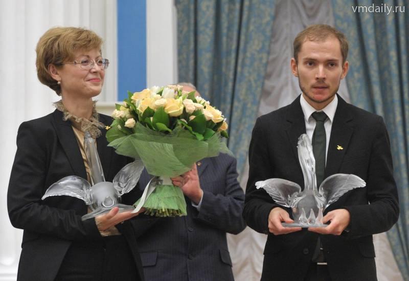 Победитель 2012 года